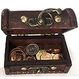 IMPACTO COLECCIONABLES Collezione Monete dal Mondo - 25 Monete da 25 Paesi con Confezione Regalo