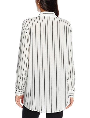 Mexx Damen Bluse Weiß (Bright White 113)