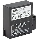 Kitvision Batterie Rechargeable de rechange pour appareil photo avec bord Compatible Edge HD30W et AEE S-Series, S51; S50/S70 S60, S71 et Action Cameras