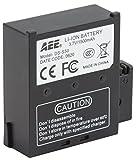 Kitvision Ersatz Akku Wiederaufladbare Batterie Edge HD30W und AEE S-Serie Action Cameras