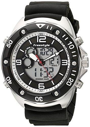 Freestyle Precision 2.0 - Reloj (Negro)