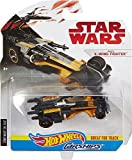 Hot Wheels Star Wars: The Last Jedi - Poe's X-Wing Fighter Carship Vehicle