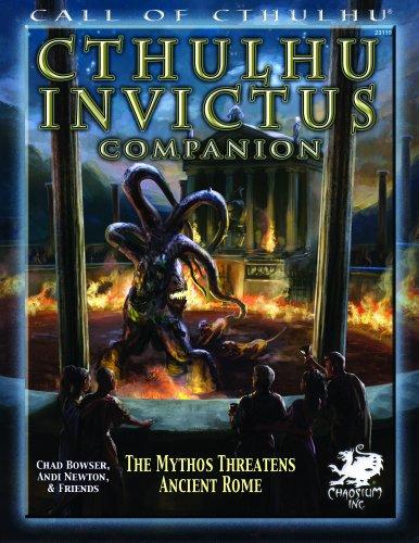 Cthulhu Invictus Companion (Call of Cthulhu)