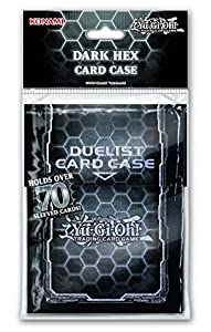Konami- TCGACC197 Dark Hex Card - Funda para mazo