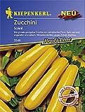 Kiepenkerl Zucchini Soleil goldgelb