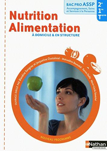 Nutrition-Alimentation par Jacqueline Oustalniol