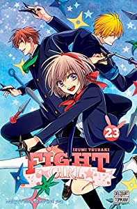 Fight Girl Edition simple Tome 23