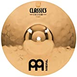 Meinl Cymbals CC10S-B Classics Custom Serie 25,40cm (10 Zoll) Splash Brilliant Finish Becken