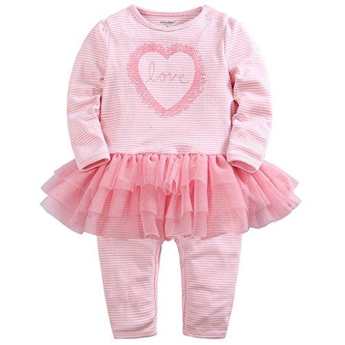 neonato-ragazze-tutu-pagliaccetto-in-cotone-footies-pigiama-bambino-tutina-a-strisce-outfits-0-3-mes