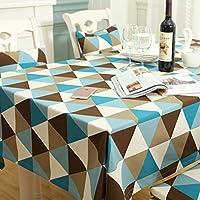 nappe ovale toile cir e paisse cuisine maison. Black Bedroom Furniture Sets. Home Design Ideas