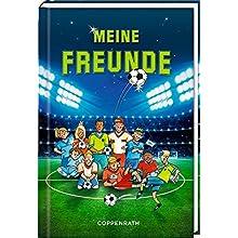 Freundebuch - Meine Freunde - Fußballfreunde (Gebundene Ausgabe)
