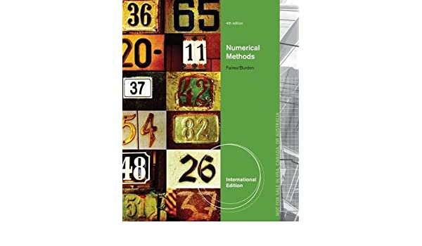 Buy Numerical Methods, International Edition Book Online at Low