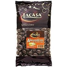 Lacasa Almendra con Chocolate Negro - 1000 gr