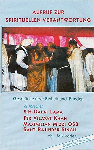 Preisvergleich Produktbild A Call for Spiritual Commitment: Love,  Unity & Peace - 7. World Religions Conference in Delhi,  India,  1994 [VHS]