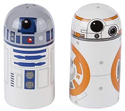 Star Wars Sel et Poivre, Multicolore, Lot de 2