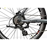 Moma-Bikes-26-Sospensione-Singola-Bicicletta-E-MTB-Alu-7V-36V350W-Lithium-Grigio