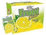 Frutti Instant Getränkepulver ohne Zucker - Geschmackrichtung: Lemon Zitrone 24er Packung
