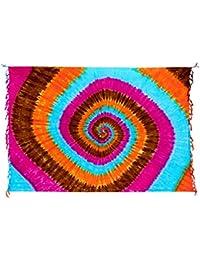 Riesen Auswahl Ca 95 Modelle Sarongs Pareo Sarong Sari Wickelrock Lunghi Dhoti Sari Vintage Look Viele Farben