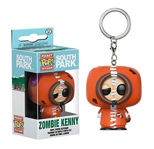 South Park Kostüm Cartman - South Park - Vinyl Schlüsselanhänger - Zombie Kenny
