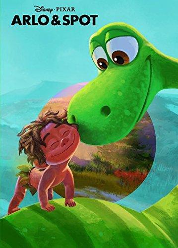 Preisvergleich Produktbild Arlo & Spot: Das große Buch zum Disney/Pixar- Film