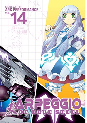 Arpeggio of Blue Steel Vol. 14 por Ark Performance