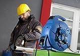 as - Schwabe 12642 Mobile Federzug-Kabeltrommel Rotomatic, 15 m H07RN-F 3G1.5, IP44 für Außenbereich -