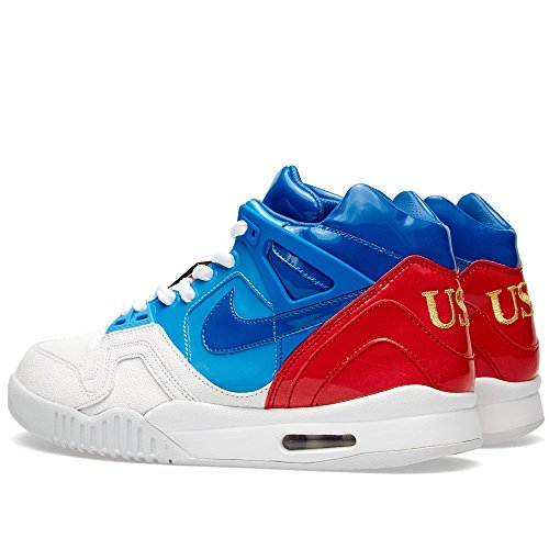 "Hommes Air Tech Challenge II Sp ""US Open"" Trainer Sport Shoes Multicolore"
