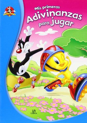 Mis Primeras Adivinanzas Para Jugar (Mis Primeros Entretenimientos con los Looneys) por Warner Bros Entertainment Inc.