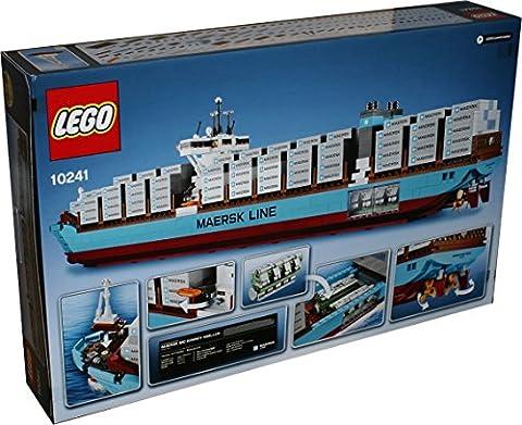 Lego Creator 10241 Maersk Triple-E Container