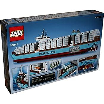 LEGO 10241 Maersk Line Triple-E Lego Creator: Amazon.it: Giochi e giocattoli