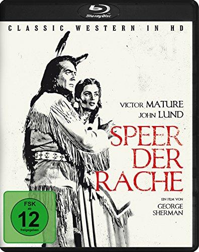Der Speer der Rache - Classic Western - HD Remastered [Blu-ray] - Herren-speer