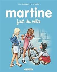 Martine, Tome 21 : Martine fait de la bicyclette
