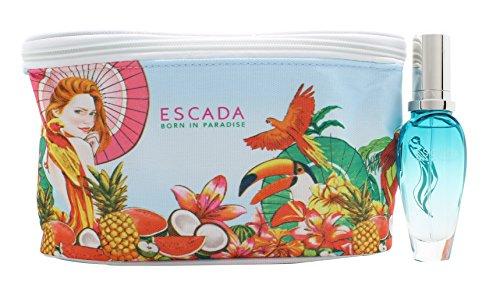 Escada Born in Paradise necessaire impostata 30 ml