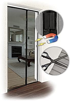 JAROLIFT Mosquitera Cortina magnética para puertas