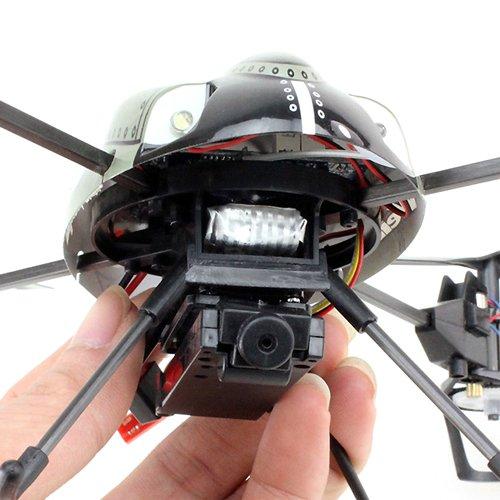 "RC Quadrocopter ""V959"" 4 Kanal, 2.4 Ghz, SpyCam Kamera inklusiv / RTF"