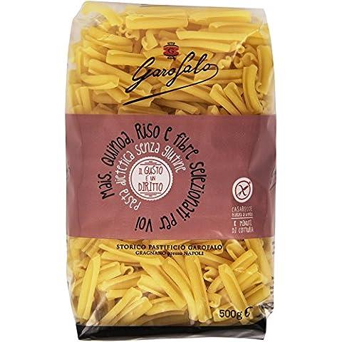 Garofalo - Pasta Dietetica senza Glutine, 8 Minuti di Cottura - 500 g