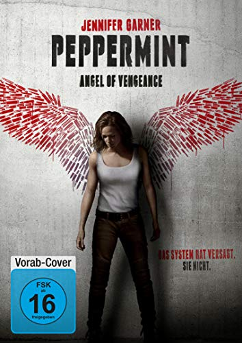 Peppermint - Angel of Venegeance