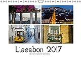 Lissabon - Alter macht schön (Wandkalender 2017 DIN A4 quer): Der morbide Charme der Lissabonner Altstadt (Monatskalender, 14 Seiten ) (CALVENDO Orte) - Olaf Herm