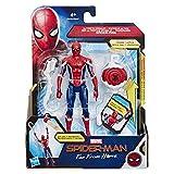 Hasbro Marvel Spider-Man E4116ES0 Far from Home der ultimative Krabbler Spider-Man Concept-Serie 15 cm große Action-Figur - ab 4 Jahren geeignet, Multicolor