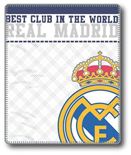 Textilonline - Manta Plaid Real Madrid