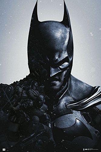 Grupo Erik Editores Poster Batman Arkham Origins