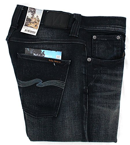 jeans-uomo-nudie-jeans-co-slim-fit-elasticizzato-invernale-blu-navy-steel-grim-tim-w31-l32