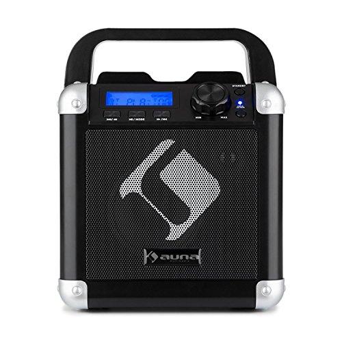 auna BC-1 • Karaoke • Impianto per Karaoke • Mini Impianto Stereo...