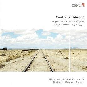 7 Canciones populares espanolas (arr. E. Moser): No. 7. Polo