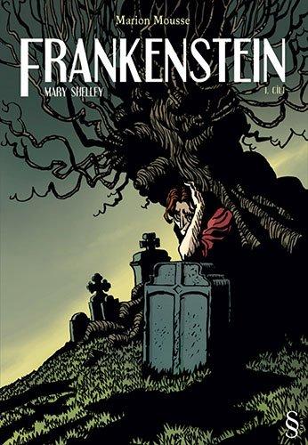 Frankenstein (Cilt 1) Marion Mousse