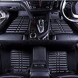 Eagle Leatherite 5D (Black) Car Floor Mats for Hyundai Venue