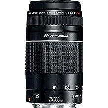 Canon EF 75-300mm III f/4.0-5.6 Zoom Lens