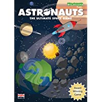 Astronauts - The Ultimate Space Game for kids teenagers and adults as you travel the solar system exploring planets and moons - Fun and educational astronomy gift
