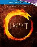 The Hobbit Trilogy [Blu-ray] [2015] [Region Free]