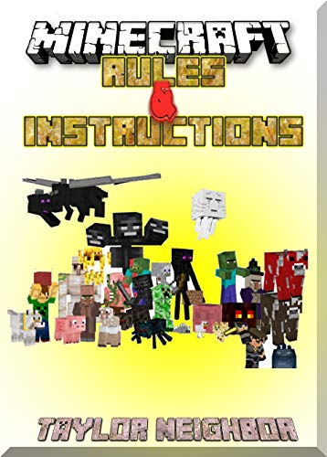 Rules And Instructions in Minecrafting: (An Unofficial Minecraft Book) (English Edition) Res Pal
